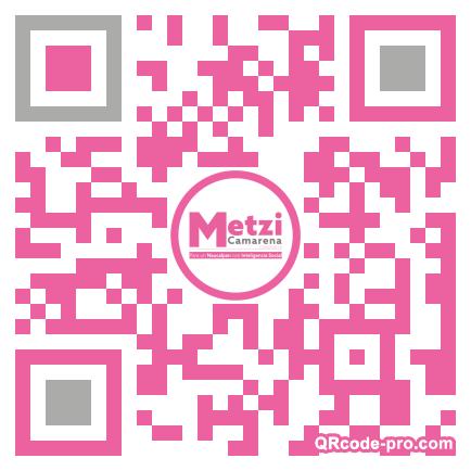 QR code with logo 33um0