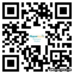 QR code with logo 33wc0