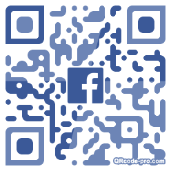 QR code with logo 342Z0