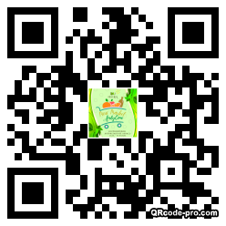 QR code with logo 344f0