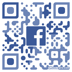 QR code with logo 345H0