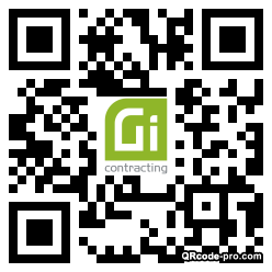 QR code with logo 347R0