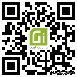 QR code with logo 347s0