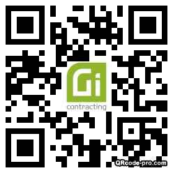 QR code with logo 34Eq0