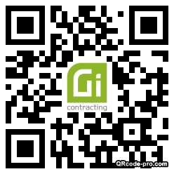 QR code with logo 34F50