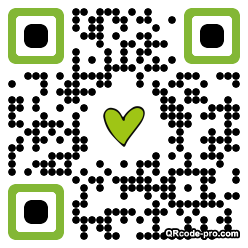 QR code with logo 34GA0