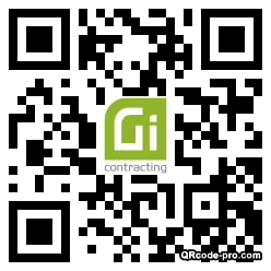 QR code with logo 34HG0