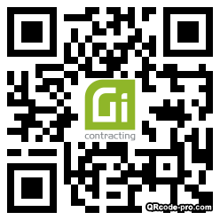 QR code with logo 34IC0
