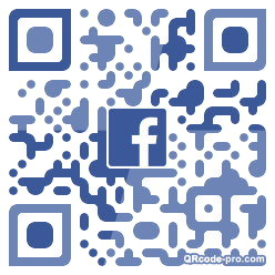 QR code with logo 34JF0