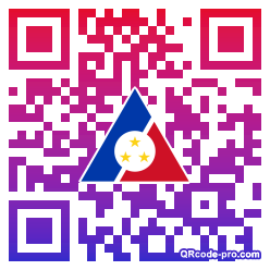 QR code with logo 34M30