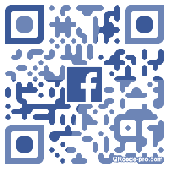 QR code with logo 34UX0
