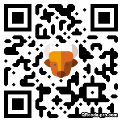QR code with logo 34VP0