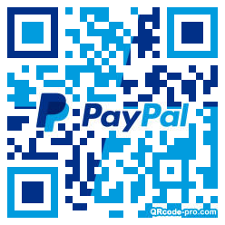 QR code with logo 34Yl0