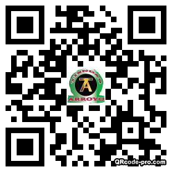 QR code with logo 34f00