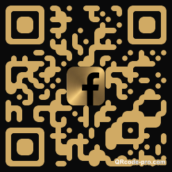 QR code with logo 34fI0