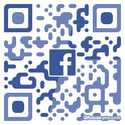 QR code with logo 34sH0