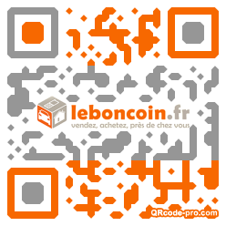 QR code with logo 34sd0