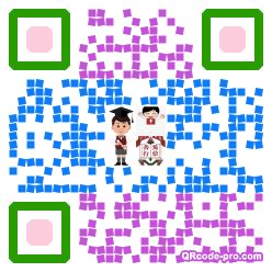 QR Code Design 34t50