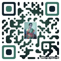 QR code with logo 34te0