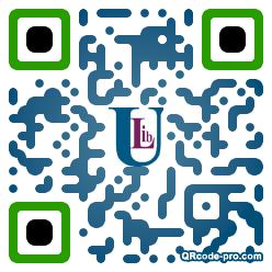 QR code with logo 34u40