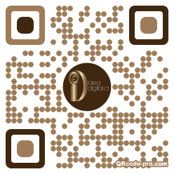 QR code with logo 351a0