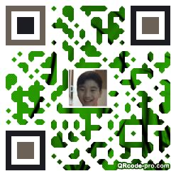 QR code with logo 353C0