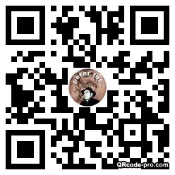 QR code with logo 353E0