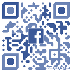 QR code with logo 353T0