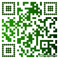 QR code with logo 354r0