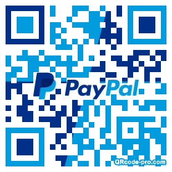 QR code with logo 354t0