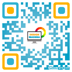 QR code with logo 355s0