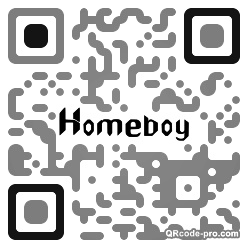 QR code with logo 35dy0