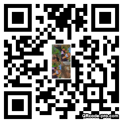 QR code with logo 35fC0