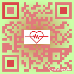 QR code with logo 35gL0