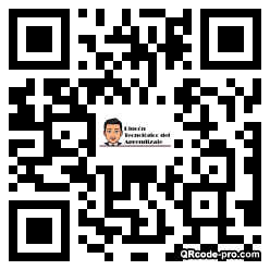 QR code with logo 35gT0