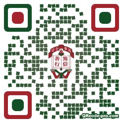 Designo del Codice QR 35gm0