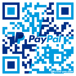 QR code with logo 35ie0