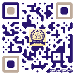 QR code with logo 35it0