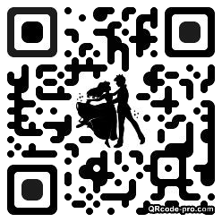QR code with logo 35jt0