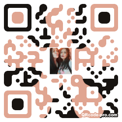 QR code with logo 35jy0