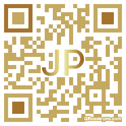 QR code with logo 35k60