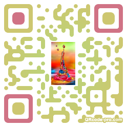 QR code with logo 35kt0