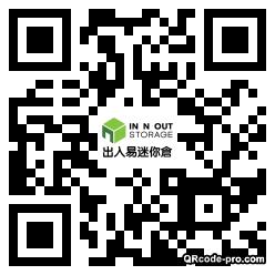 QR code with logo 35lV0