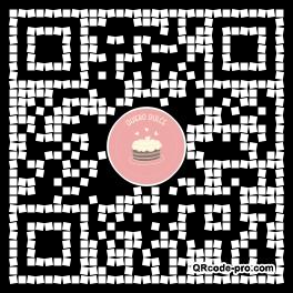 QR code with logo 35lh0