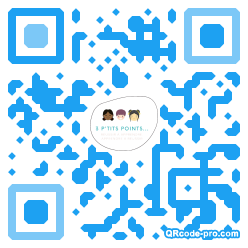 QR code with logo 35m00