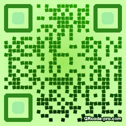 QR code with logo 35m70
