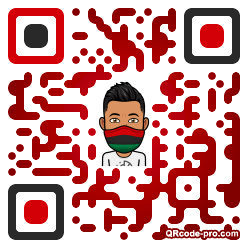 QR code with logo 35mR0