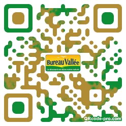 QR code with logo 35mS0