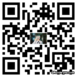 QR code with logo 35ty0