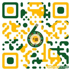Designo del Codice QR 36Nj0